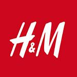 H&M parduotuvė