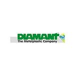 diamant metal plastim polymer